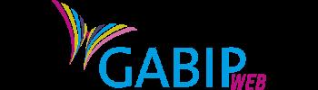 Gabip Logo Weiss